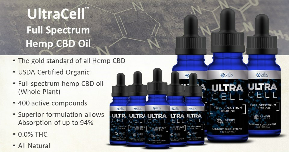Zilis Ultracell Review Ultracell Organic Full Spectrum